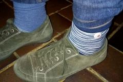 einzelne Socken weiter benutzen