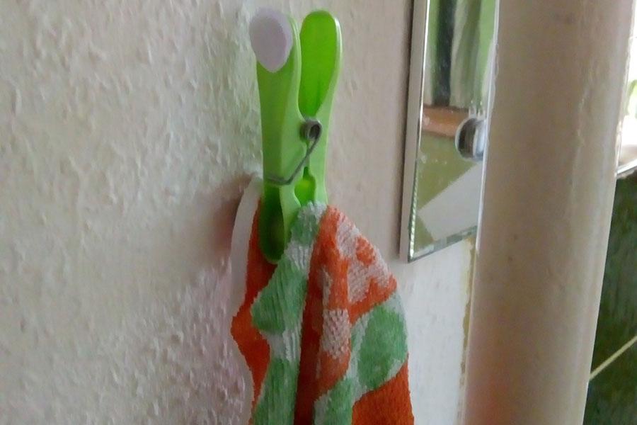 Wäscheklammer